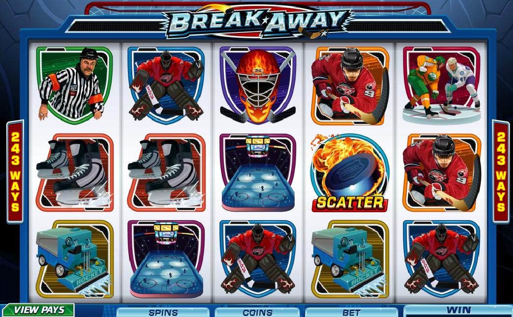 Breakaway online gokkast