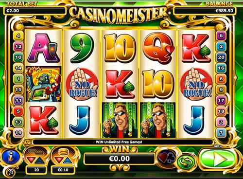 Casinomesiter