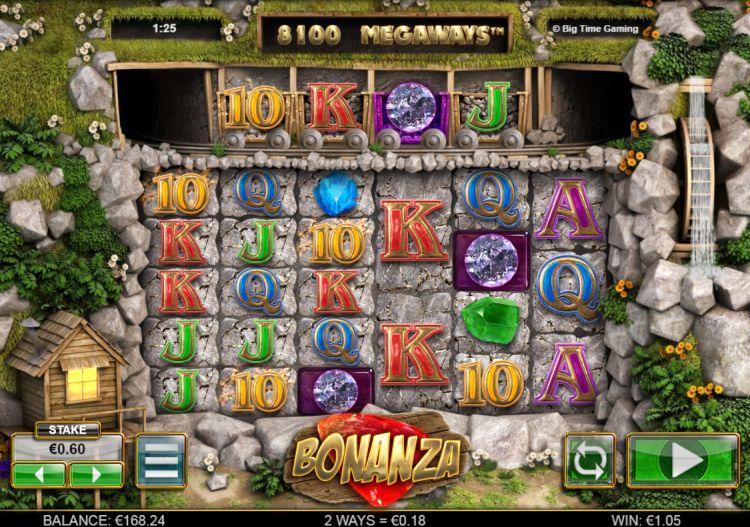 Bonanza Big Time Gaming gokkast