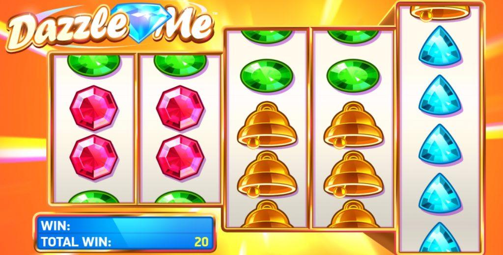 Dazzle Me Free Spins Bonus