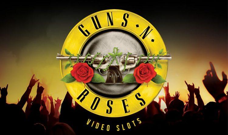 Guns n roses gokkast netent review
