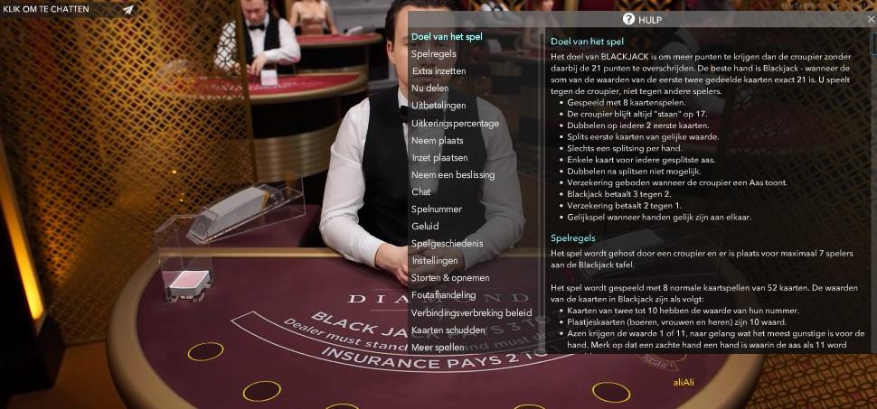 wat is de beste blackjack strategie?