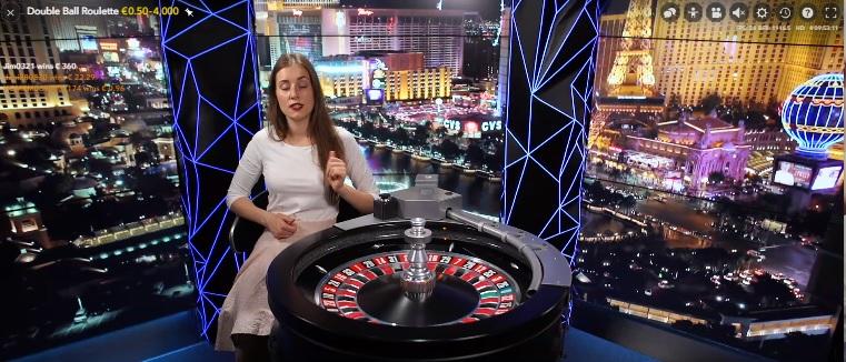 double ball roulette tactiek