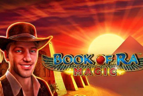 Novomatic - Book of Ra Magic