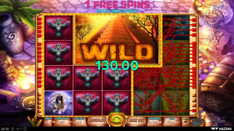 Mayan Ritual slot review bonus 2
