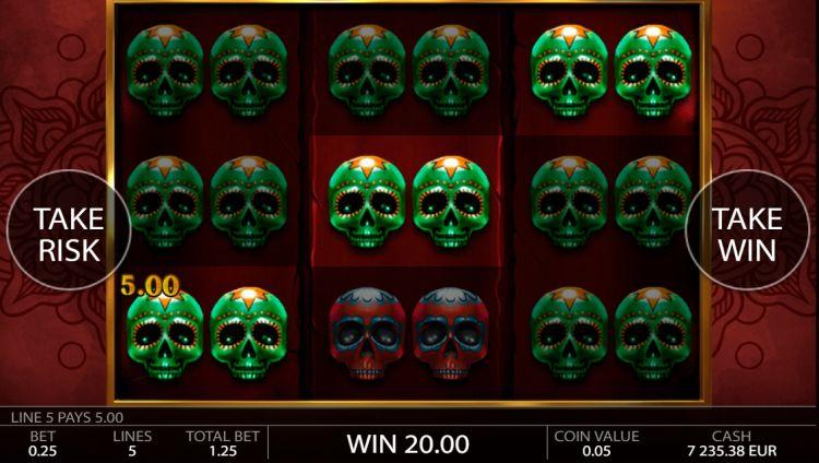 Dia de los muertos slot review