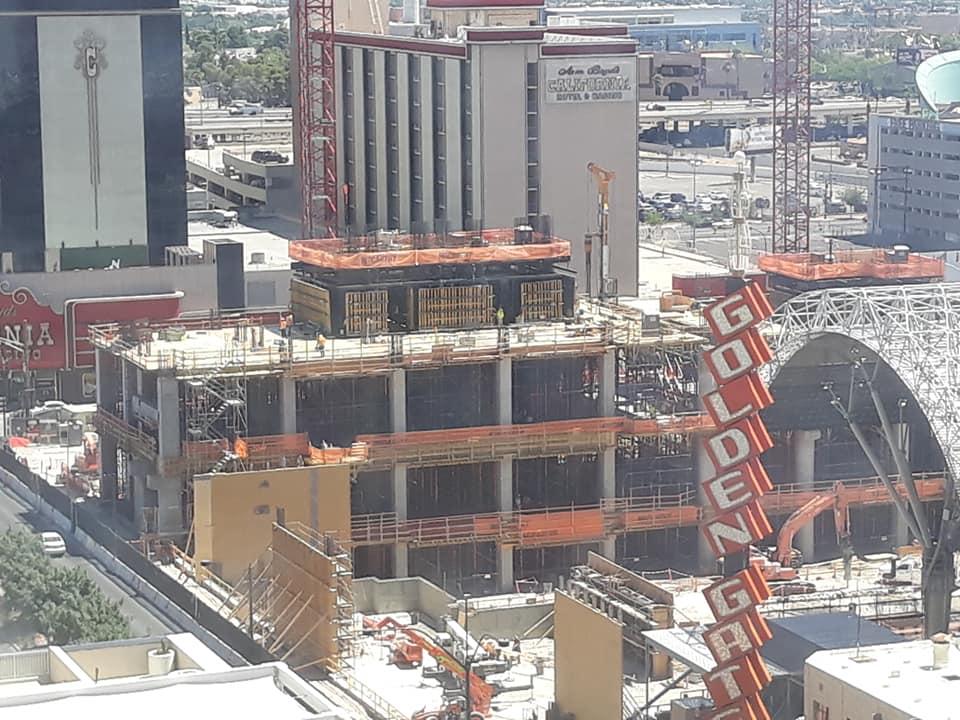 Circa hotel constructie