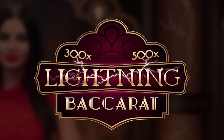 Lightning Baccarat review evolution gaming