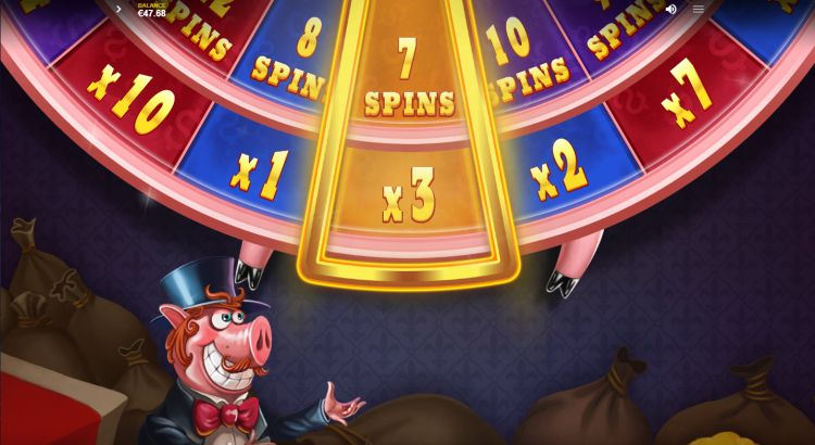 Piggy Riches Megaways gokkast review spin