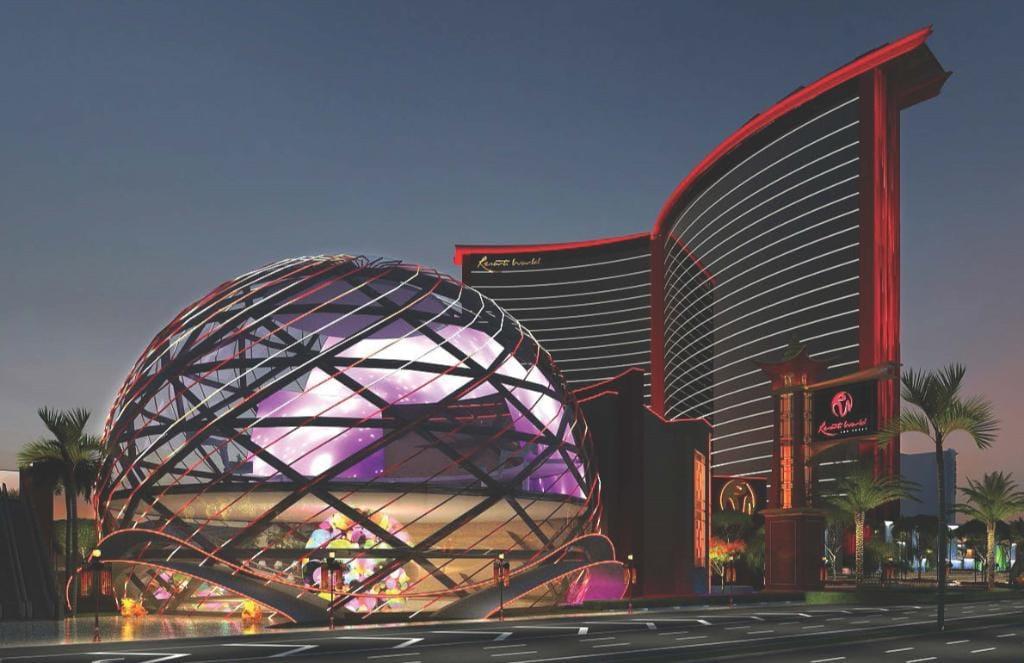 Resorts world hotel nieuw