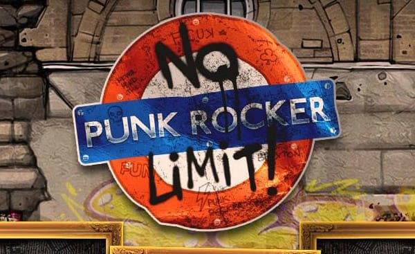 Punk Rocker slot review logo