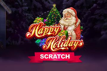 happy holidays scratch online