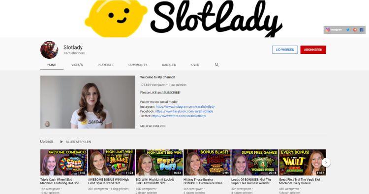 Youtube slotslady las vegas