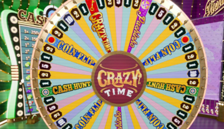 crazy time review evolution Gaming