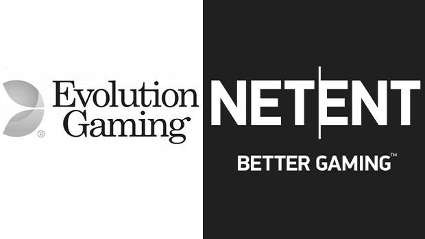Evolution gaming koopt netent voor 2 miljard