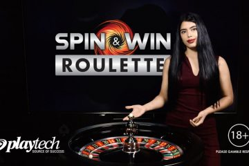 Spin and win roulette playtech review
