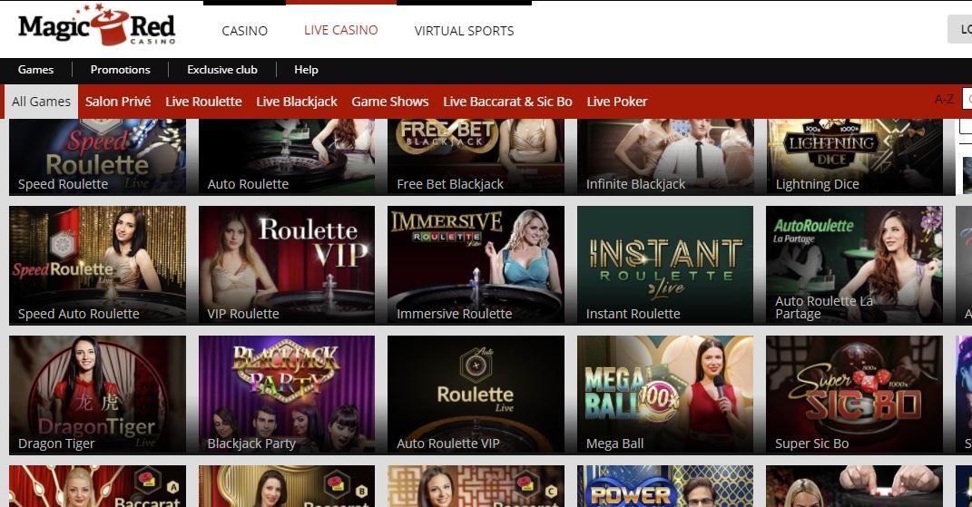 Magic Red Casino betrouwbaar