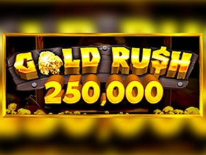 Gold Rush Scratch Card