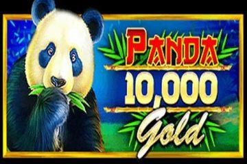 Panda Gold Scratch Card