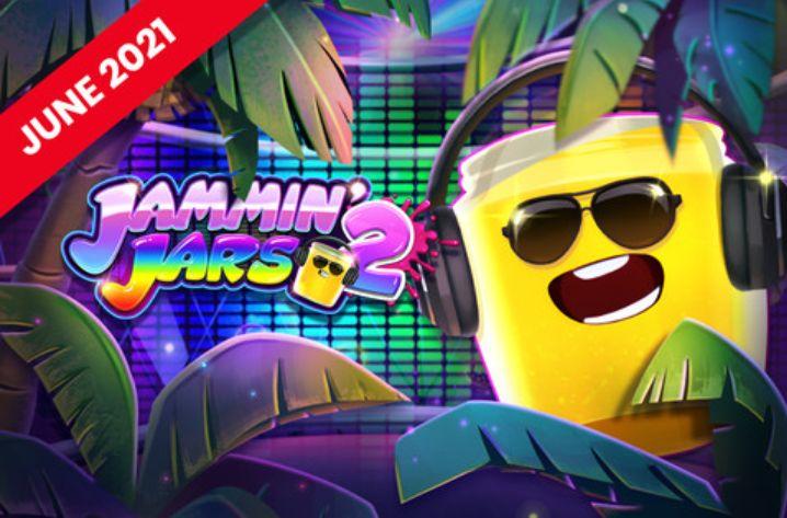 Jammin Jars 2 slot nieuws