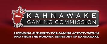 kahnawake casino vergunning