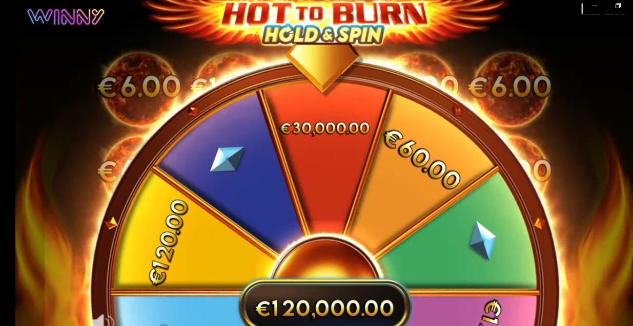 PP - Hot to Burn dikke winst