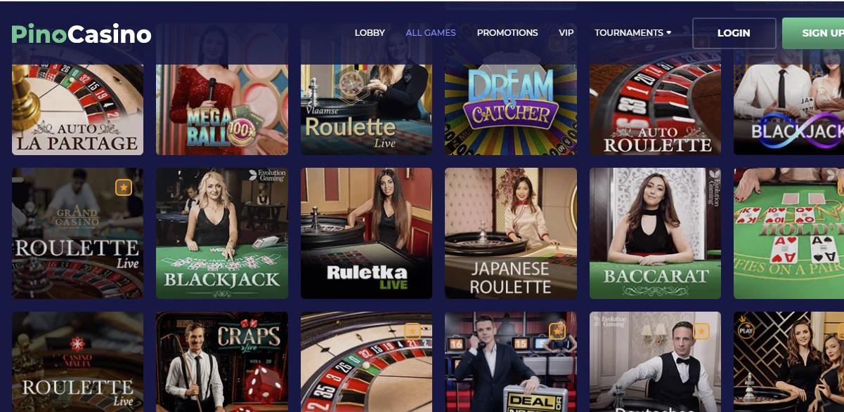 Pino Casino betrouwbaar