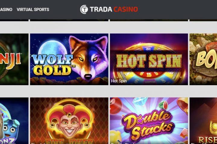 Trada Casino overgenomen